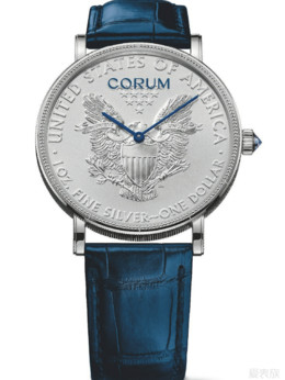 昆仑Heritage Coin Watch钱币C082/03059