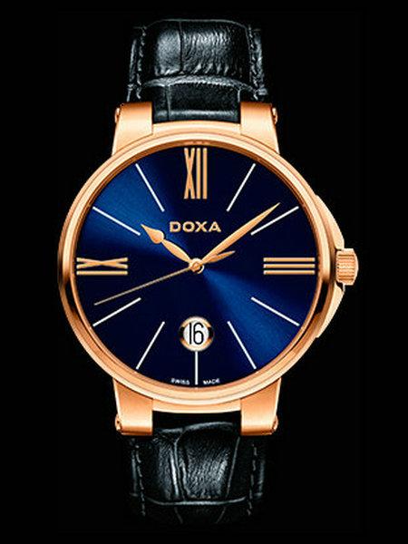 Doxa时度杜克系列131.90.202.03男表
