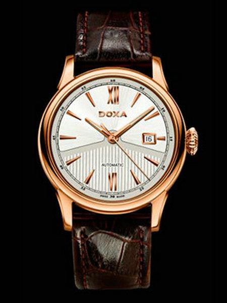 Doxa时度复古系列624.90.022.02男表