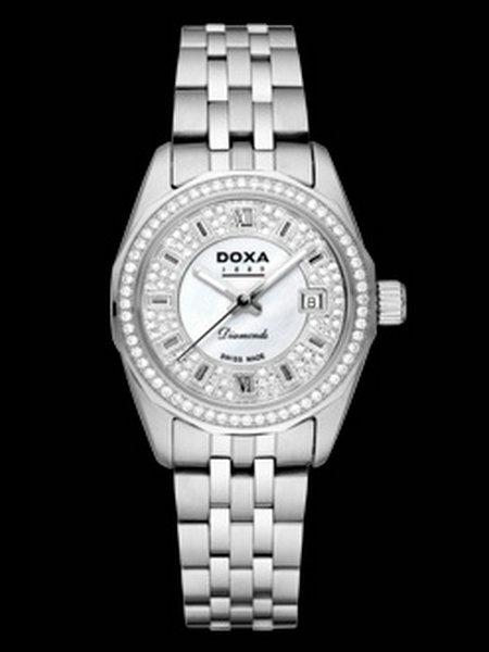 Doxa时度绅豪系列D106SWH女表