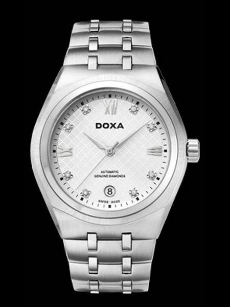 Doxa时度贵丽系列D120SWH男表