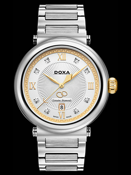 Doxa时度卡莱斯心悦系列D169TWH男表