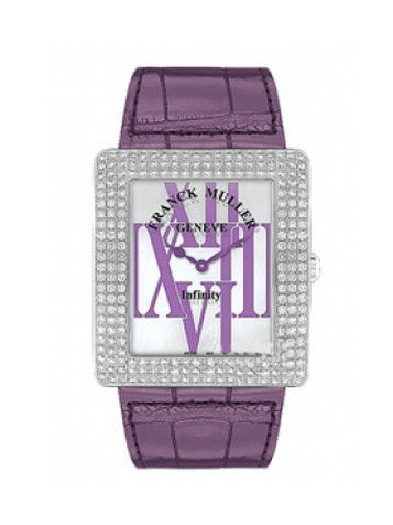 法兰克·穆勒INFINITY系列3735 QZ R AL D3 紫色