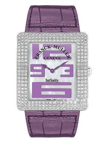 法兰克·穆勒INFINITY系列3735 QZ R D3 紫色
