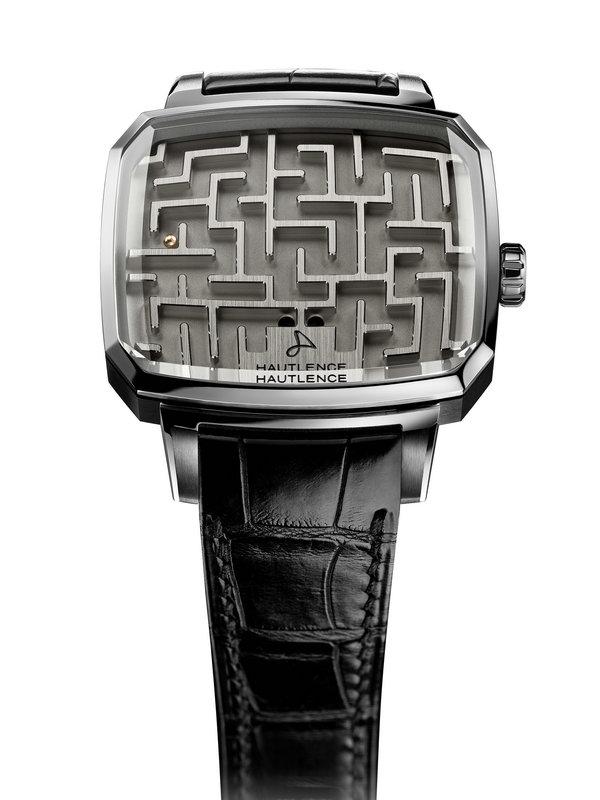 豪朗时ATELIER 工坊系列LABYRINTH 02男士腕表