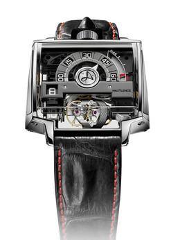 豪朗时CONCEPTS D' EXCEPTION 独特意念系列vortex 01男士腕表