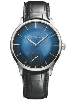 亨利慕时VENTURER冒险者系列2327-0204小秒针劳斯莱斯车迷俱乐部限量版腕表