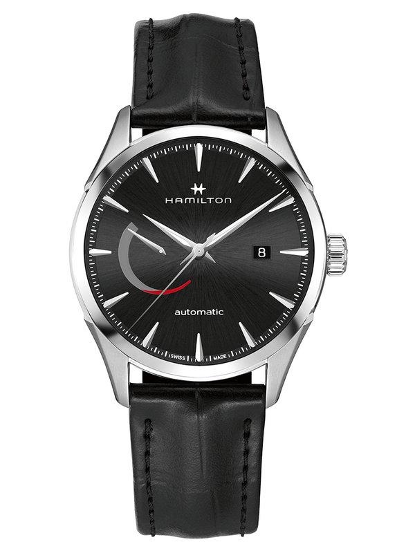 汉米尔顿爵士系列H32635731动储显示腕表