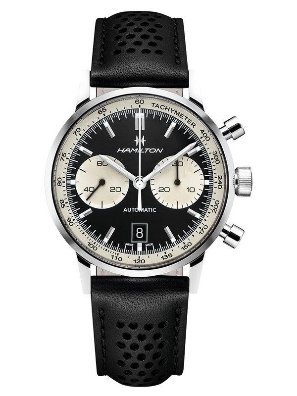 汉米尔顿美国经典系列H38716731 Intra-Matic 68计时腕表