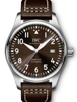 """IWC万国表马克十八飞行员腕表 """"安东尼·圣艾修佰里""""特别版IW327003"""