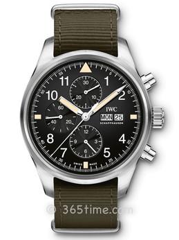 IWC万国飞行员计时腕表IW377724