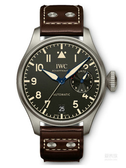 万国表飞行员传承腕表系列IW501004