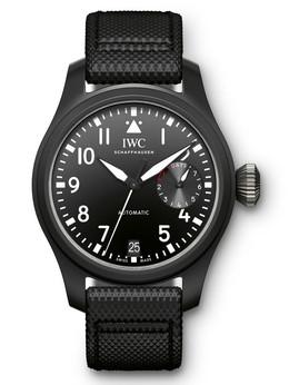 万国飞行员系列IW502001 TOP GUN海军空战部队男表