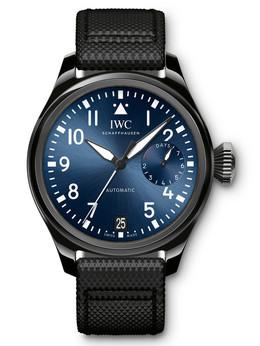 万国飞行员系列IW502003罗迪欧大道专卖店特别款男表