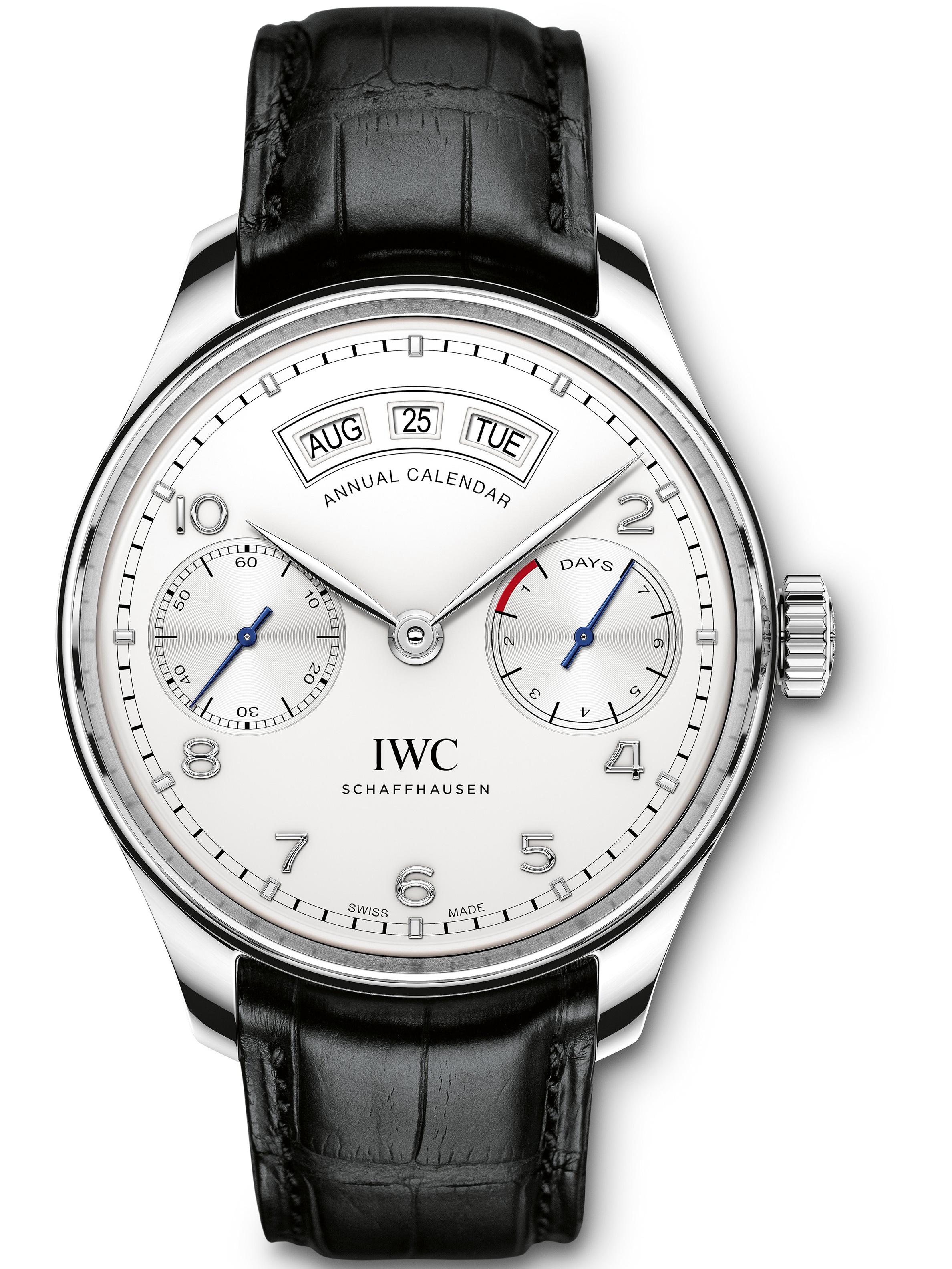 万国葡萄牙系列年历腕表IW503501