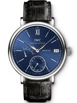 万国柏涛菲诺手动上链八日动力储备腕表IW510106