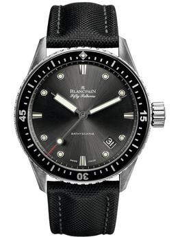 宝珀五十噚5000-1110-B52A潜水表