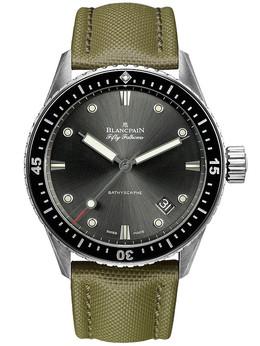宝珀五十噚5000-1110-K52A潜水表