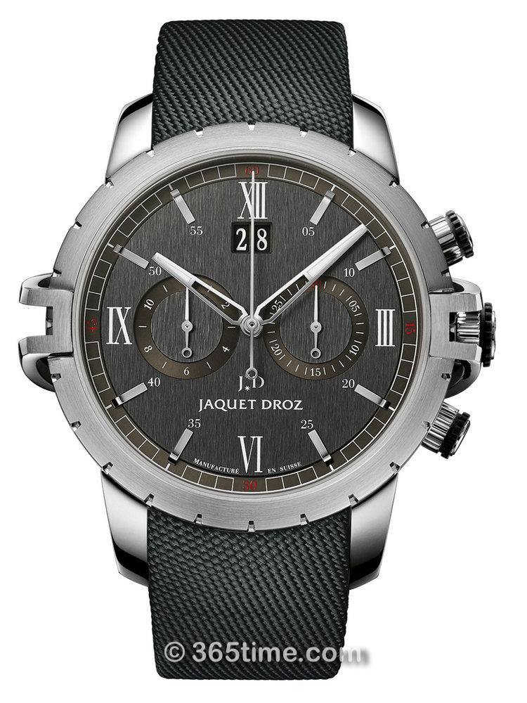 雅克德罗Urban London系列精钢运动型计时腕表  J029530541