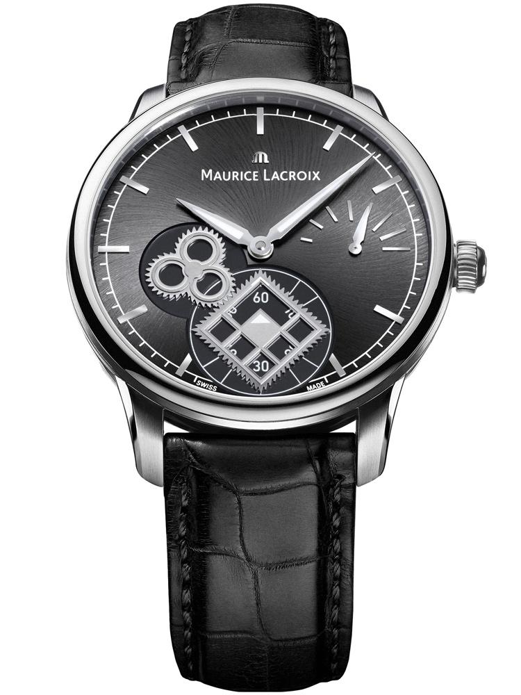 艾美匠心系列方轮經典腕表MP7158-SS001-301-1