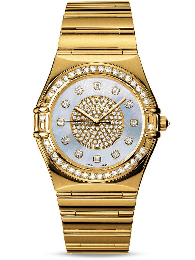 欧米茄特别系列珠宝表款Jewellery1900.11.11