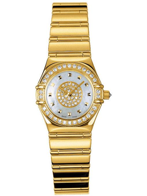 欧米茄特别系列珠宝表款Jewellery1960.11.01