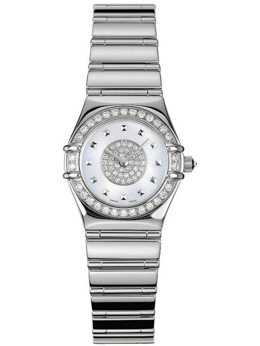 欧米茄特别系列珠宝表款Jewellery1960.11.51