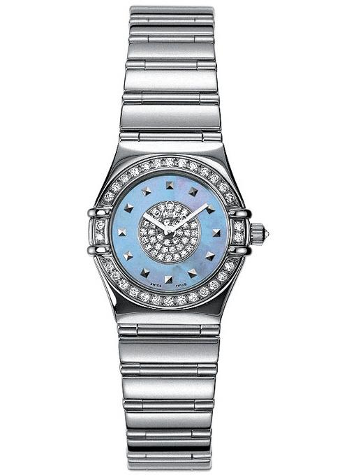 欧米茄特别系列珠宝表款Jewellery1960.11.52