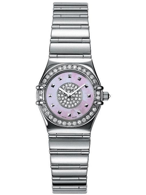欧米茄星座系列珠宝腕表 Jewellery1960.11.53