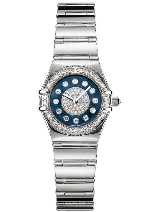 欧米茄星座系列珠宝腕表 Jewellery1960.11.64