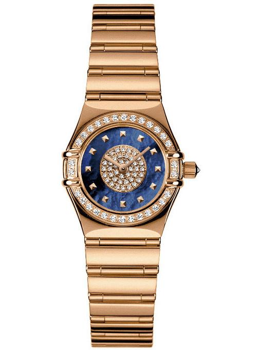 欧米茄特别系列珠宝表款Jewellery1962.11.84