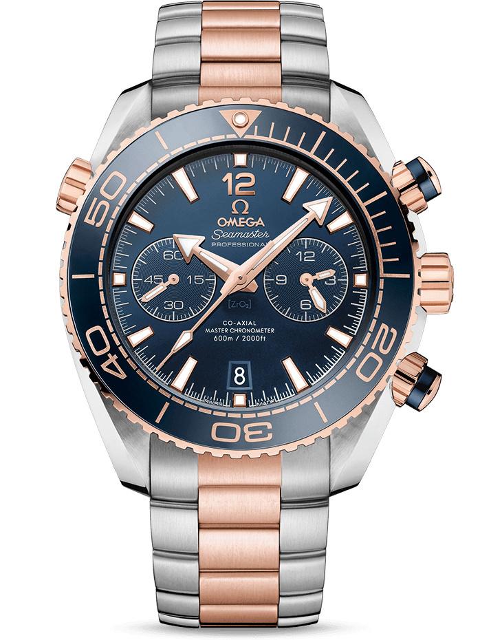 欧米茄海马系列215.20.46.51.03.001海洋宇宙计时男表