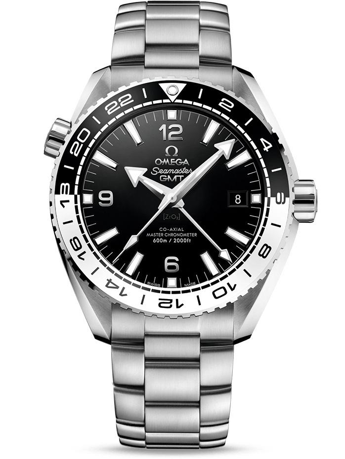 欧米茄海马系列215.30.44.22.01.001海洋宇宙GMT男表