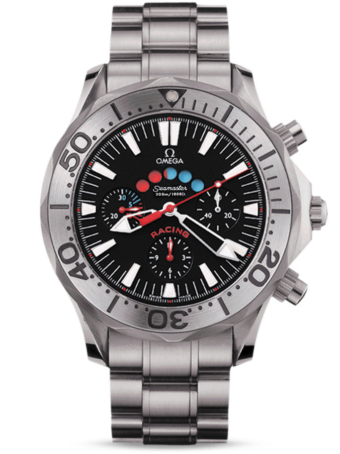欧米茄海马系列300 M Chrono Diver 2269.52.00