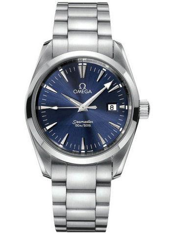 欧米茄海马系列Aqua Terra Quartz2517.8
