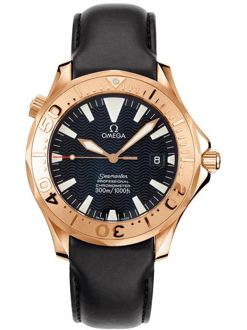 欧米茄海马系列300米Chronometer2636.50.91