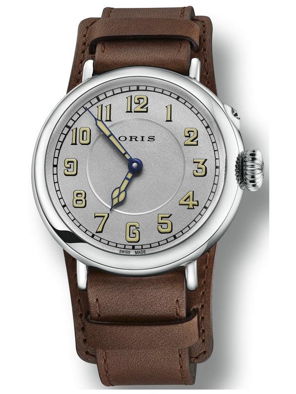 豪利时航空系列01 732 7736 4081-Set LS大表冠1917限量版腕表