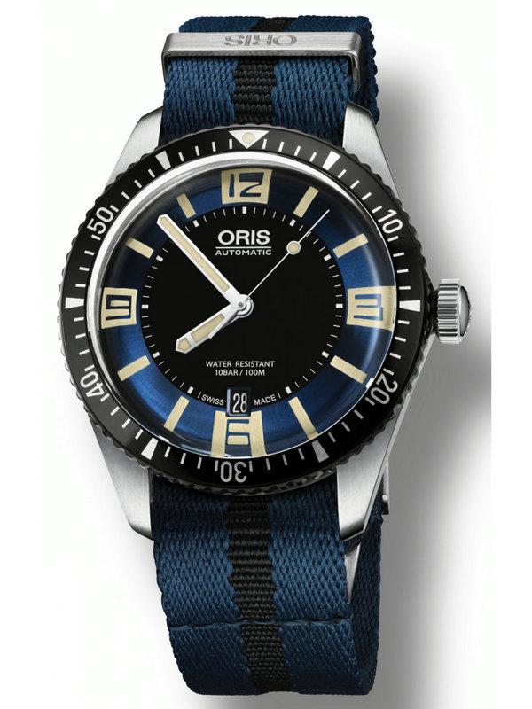 豪利时潜水系列65年复刻版潜水腕表01 733 7707 4035-07 5 20 29FC