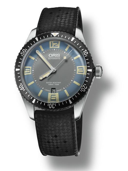 豪利时潜水系列01 733 7707 4065男表