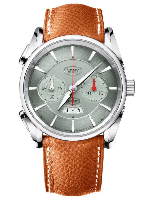 帕玛强尼BUGATTI系列PFC329-3405600-HC6032飞返计时男士腕表