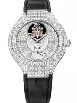 伯爵Piaget Polo G0A38147陀飞轮
