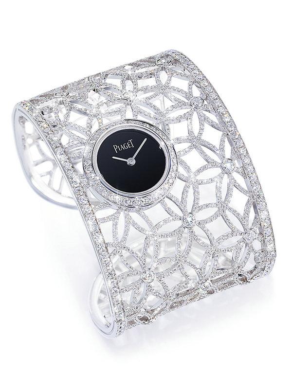 伯爵非凡珍品系列G0A40578高级珠宝手镯女士