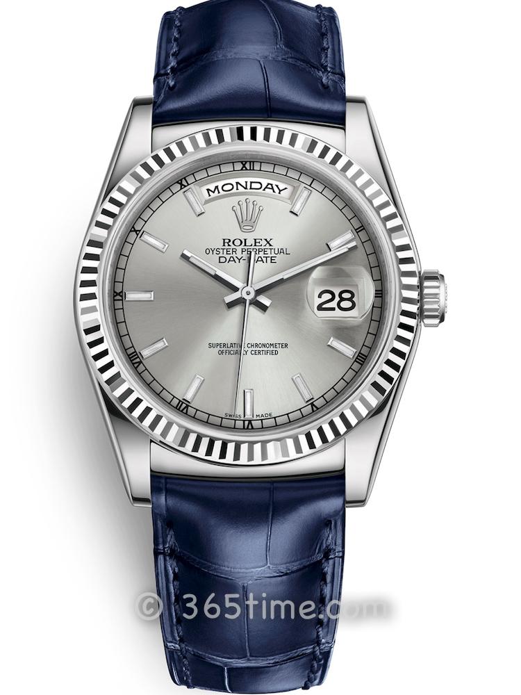 Rolex劳力士星期日历型36手表118139-0097