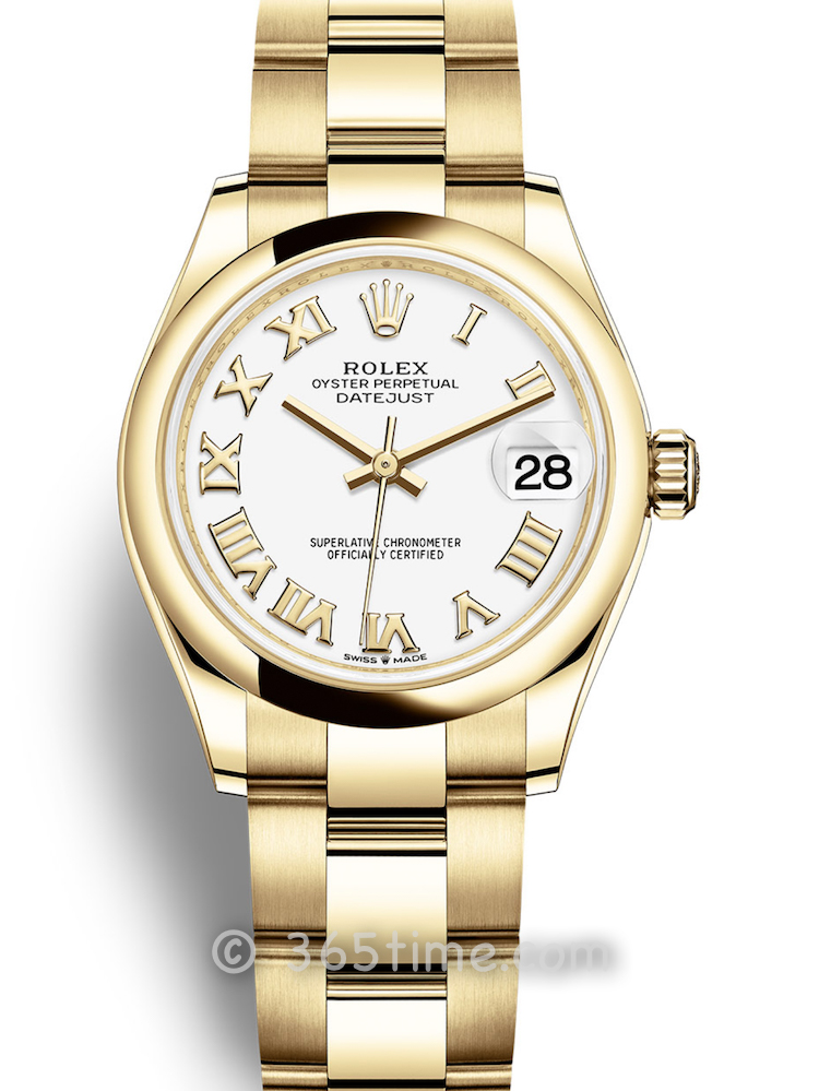 Rolex劳力士蚝式恒动日志型31女士手表278248-0017