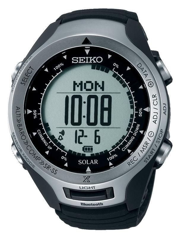 精工Prospex 系列SBEL001男士太阳能腕表