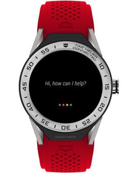 泰格豪雅TAG Heuer Connected系列智能腕表SBF8A8014.11FT6080
