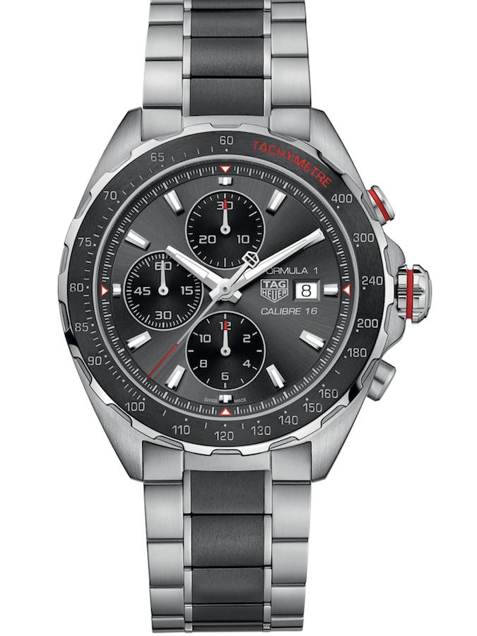 泰格豪雅F1系列自动计时码表腕表CAZ2012.BA0970