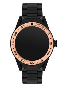 泰格豪雅TAG Heuer Connected黑色陶瓷表带款智能腕表SBF8A5000.80BH0933