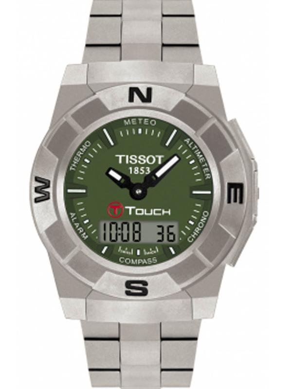 天梭Touch Collection动感系列T001.520.44.091.00