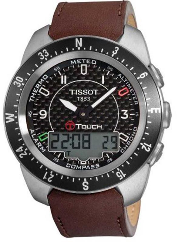 天梭Touch Collection腾智系列T013.420.46.207.00